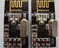 Original NRF24L01 + the upgraded version chip CC1100/2500 wireless communication data transmission module to send information