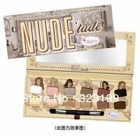 2013 Free Shipping Hot- Selling Paleta De Sombras The Balm Nude Tude- Frete Gratis!!