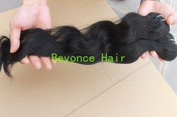 "Queen Hair Products Body Wave Brazilian Virgin Hair Extension 3pcs/lot 12""-30"" Shedding and Tangles free DHL Free Shipping(China (Mainland))"