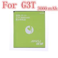 100 Original Polymer Battery  for JUAYU G3/G3T Smart Phone Batteries