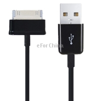 Free Shipping USB Cable for Samsung Galaxy Tab/ P6200 P6800/ P1000/ P7100/ P7300/ Galaxy Tab/ P7500/ Galaxy Tab 2/ P3100/ P5100