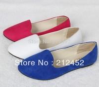 Free shipping, Ladies Fashion flat shoes ,High Quality flat shoes