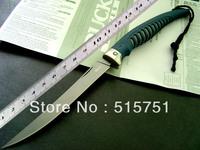 buck 220 folding blade knife,440c steel,ABS anti-slip grip with lanyard,Multifunctional utility knife,free shipping