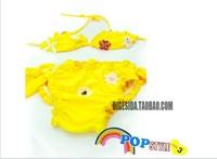Free Shipping - Wholesale Girls' Swimsuit,Children Swimwear,Girl's Bikinis, Kids Beachwear,Five color