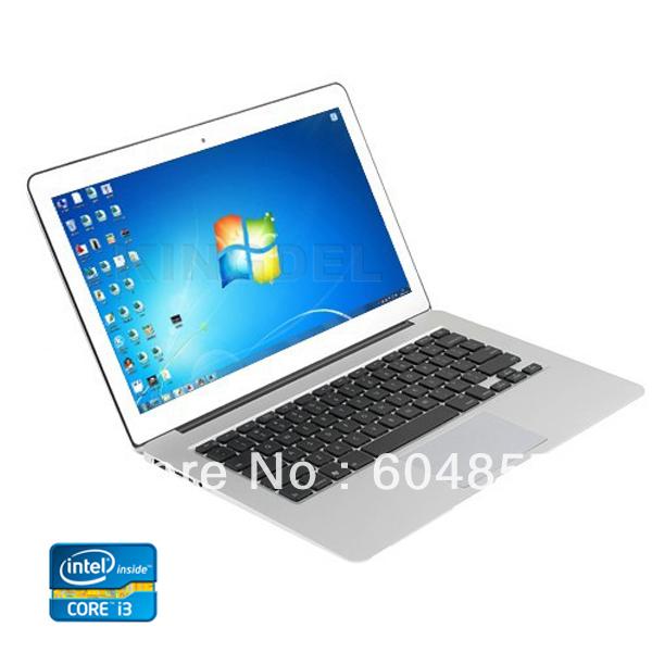 "promotion!!!13.3"" Super Thin Notebook, Laptop, 2GB RAM+32GB SSD+Intel i3 Dual Core 1.80Ghz Quad Threads+Webcam+8400Mah Battery(China (Mainland))"