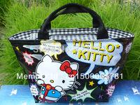 Xmas Gift Hello kitty cute lunch bag Girls Handbag#65