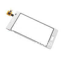 For   LG Optimus L7 P700 P705 New white  Orignal lcd  LCD Display Touch Screen Digitizer Assembly Free shipping