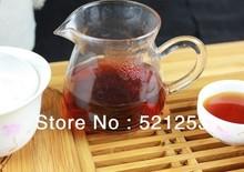 2005Year 330g pu er ripe tea Menghai Yunnan puer tea Chinese tea Free shipping
