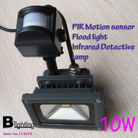 pir motion sensor led flood light 50w 10w 20w 30w 70w floodlight ac110v 12v waterproof ip65 warm white motion infrared detector