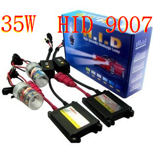 Supply xenon hid H4 H13 9004 9007 HID KIT 35W 6000K 4300K Slimline Ballast Xenon HID Automotive Head Lamp / Car External Light
