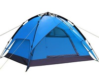 Automatic tent 3-4 Person Camping Instant Tent Outdoor Family Camping.