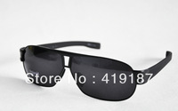 Free Shipping 2013 New Fashionable Outdoor Sports Polarizer Sunglasses men Classic Hole sale!New Design with Box tag clean cloth