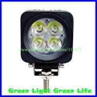 20 pieces / lot 12w SM6122 /high power LED work light / modified car lights spotlight /modification headlights
