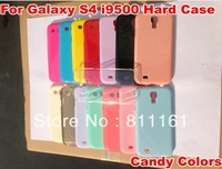 New  Snap-on Ultra Thin plastic Hard Back Case Cover for Samsung Galaxy S4 i9500 Case Clear 200pcs/lot  Wholesale  Free Shipping