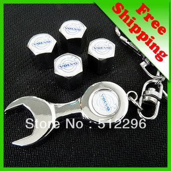 free shipping (VOLVO)tire valve cap