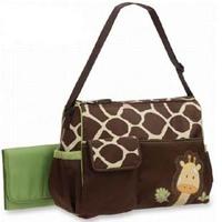 Carters multifunctional fashion infanticipate bag nappy bag  mummy bags messenger bag