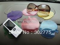 Powerful Silica Gel Magic Sticky Pad Anti-Slip Non Slip Mat for Phone PDA mp3 mp4 Car 3 color