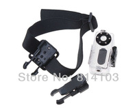 Freeshipping Professional 5pcs/lot Mini DV Sports Camera MD80 Water Protect Waterproof Bag Case only