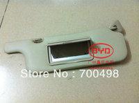 Free shipping BYD F3/F3R sun-shading board with mirror