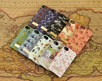 wholesale Dull Polish Baker Hard Back Cover Case for  iphone 5/5S ,With retail package ,Free Shipping