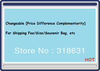 HOT !!! Changeable & Flexible [Price Difference Complementarity] Suit For Any Special Needs-Shipping/Size/Souvenir Bag, etc