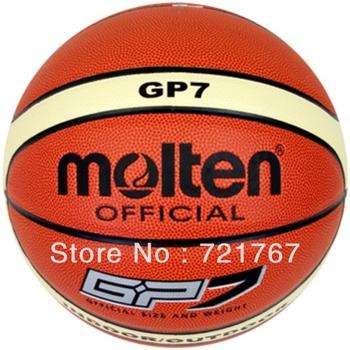 Molten 7# PU basketball