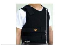 with the certificate STAB+ BULLETPROOF Bullet Proof Vest Body IIIA Size L