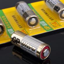 10Pcs  Alkaline Battery 23A 12V 23AE A23 E23A V23GA MN21 GP23A VR22 MS21 Free Shipping(China (Mainland))