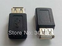[FREE SHIPPING/EPACKET!] WHOLESALE 2pcs/lot AF/Mini BF USB 2.0 Converter Adapter