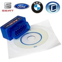 OBD2 OBD-II V1.5 Super Mini ELM327 Bluetooth CAN-BUS autoDiagnostic Scanner tool