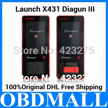 Globle Version Launch X431 Diagun III Update on Official Website 100% Original Auto Diagnostic tool