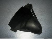 Free Shipping Black All code Thickening Breathable Imitation leather Jockstrap Sanda crotch Taekwondo Sanda Huju Muay Thai Brace