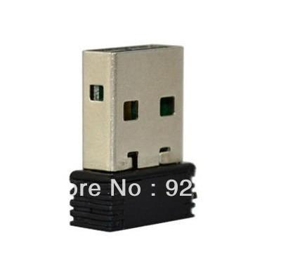 Realtek 8188CU MINI WIFI Adapter Nano Card/mini Wifi Adapter/Wireless USB Dongle (SL-1501N) (SL-1501N)(China (Mainland))