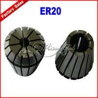 5 PCS ER20 collet / engraving machine the chuck / engraving machine accessories / collet / free shipping