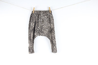 6pcs/lot Hot sell Child normic  fashion leopard print harem pants big PP pants for gril and boy
