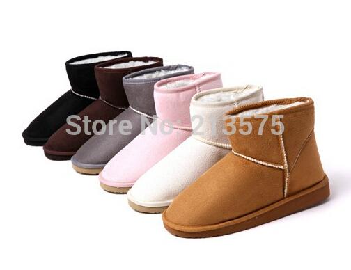2015 HOT leopard print snow boots platform eunchai winter boots for women FREE SHIPPING(China (Mainland))