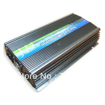 Solar Grid tie inverter KD-GTI-800W -120V(Model), 90-140VAC ,DC input voltage range: 10.8-28VDC ,Free shipping by DHL