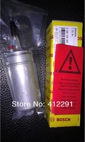 Wholesale 10pcs/lots .High performance 330 LPH fuel pump 0580254044 come with yellow  box and sticker for free shipping