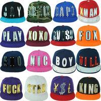 Hat male women's sun cap baseball cap sun hat casual oba dome summer short brim baseball cap snapback hat