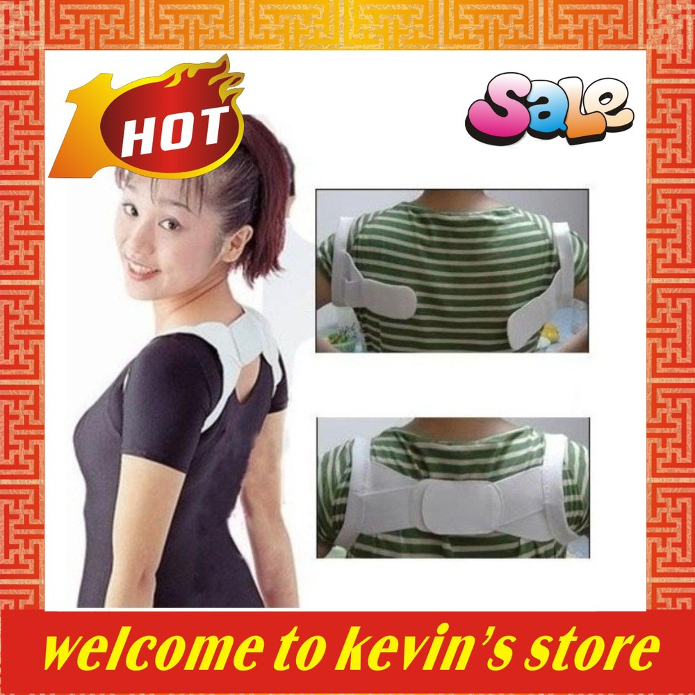 10sets Corrected with Beau beauty correct back lines Body Shapewear Posture belt back back good / Posture supplies(China (Mainland))