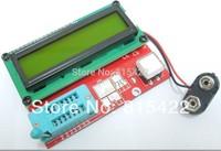 Free Shipping HOT SALE Transistor Tester Capacitor ESR Inductance Resistor Meter NPN PNP Mosfet