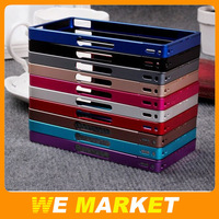 1pcs Aluminum Metal Frame Bumper case for Sony Xperia Z L36h C6603 with retail box High Quality Free Shipping