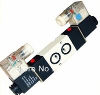 Solenoid valve 4M400 series 2 position 5-way solenoid valve 4M410-15 G1/2