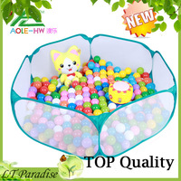AOLE-HW  Ball Pool Eco-friendly Kids Game House Portable Magic Children Toy House Pool Outdoor Fun & Sports Kids Indoor Tent Toy