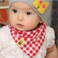 2013  funky  beautiful  100% cotton  babys&kids  bandana bibs dribble catcher dribble