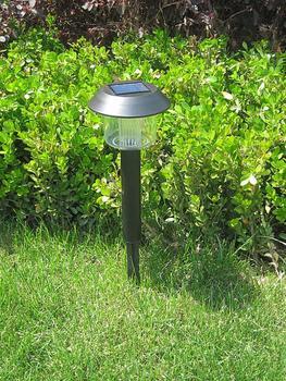 4LED solar lawn light,solar garden lighting,solar products,solar lighting