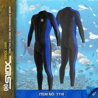 Diving suit Swimming full bodysuit Swimsuit Swimwear Blueocean #3496