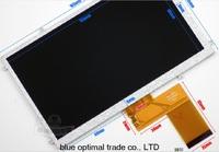 Freelander pd10 20 Tablet PC MID screen display screen kr070pe7t  FPC3-WV70021AV0 kr070pe7t LCD