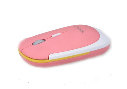 Top Selling 2.4G wireless mouse 2400DPI 10M working distance+free shipping(China (Mainland))