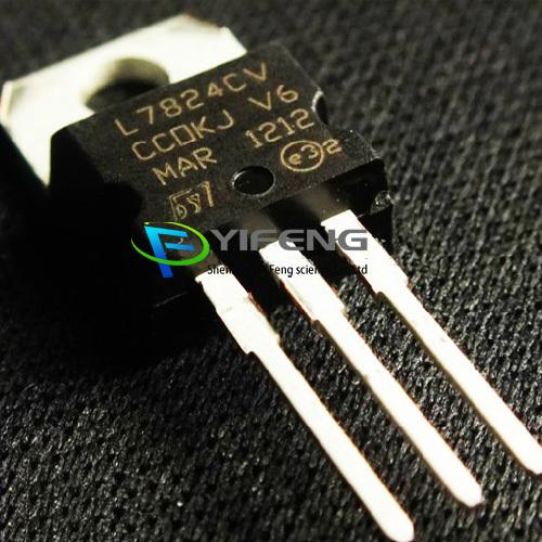 L7824CV L7824 7824 регулятор